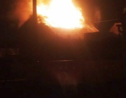 pożar budynku opole, pożar domu,pożąr w opolu, pożar na sportowej,pali sie dom, spalony dom, pożar sportowa Opole, pożar domu Opole,