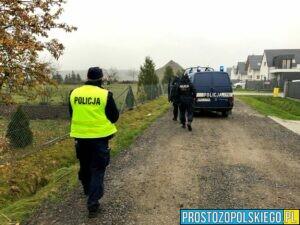 zwłoki, znalezione zwłoki, zwłoki w rowie, opole zwłoki, znaleziono zwłoki w Opolu,