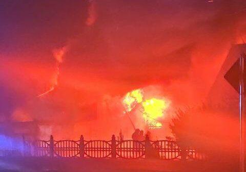 pożar kielcza, straż pożąrna strzelce Opolskie, kielcza pożar, pożr gospodarstwa, gospodarstwo w ogniu, spalone gospodarstwo, gaszenie gospodarstwa, całe w ogniu, straż pożarna, straz OSP, Kielcza,