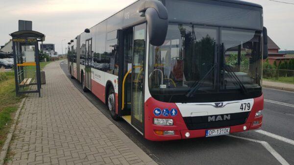 mzk Opole, mzk, komunikacja miejska, Opole, autobusy Opolu, zmiana rozkłądu, rozkład jazdy,