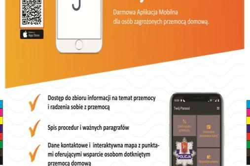 aplikacja do walki z przemocą