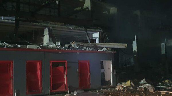 wybuch na zakładzie w Kędzierzynie-Koźlu, wybuch hali z magnezem, wybuch magnezu, wybuch w opolskim, wybuch, zniszczona hala wybuchm, ofiary wybuchu, poszkodowani w wybuchu,