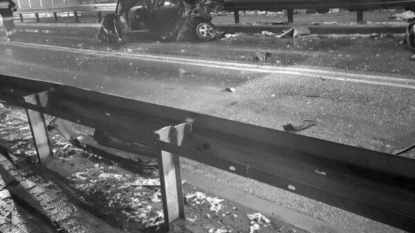 wypadek śmiertelny, wypadek śmiertelny Kluczbork, wybadek śmiertelny w Kuczborku, uczestnik wypadku zmarł, zmarła osoba z wypadku, wypadek w Kuuczborku na wiadukcue.