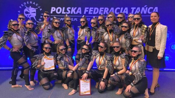 Pech Opole wraca z medalem złotym
