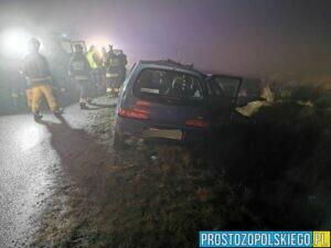 Zderzenie 3 aut, wypadek Łącznik, wypadek Prudnik, wypadek, polskie drogi wypadki, dw 414, wiadomości opolskie, gazeta opolska, informacje o wypadkach, strzona z wypadkami,