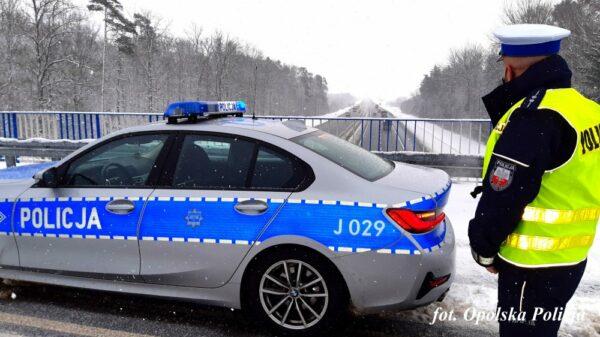 zmasowana akcja policji, akcja na autostradzie, zmasowana kontrola, kontrole na autostradzie, interwencje policji na A4,