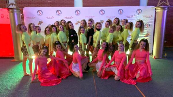 Scorpion DT taneczne sukcesy w Warszawie