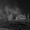 Wypadek na obwodnicy Opola, osobówka zderzyła się z busem, który przewoził koszykarki z Brzegu.(Wideo)
