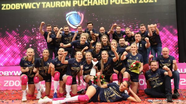 Puchar Polski jedzie do Polic.(Zdjęcia)