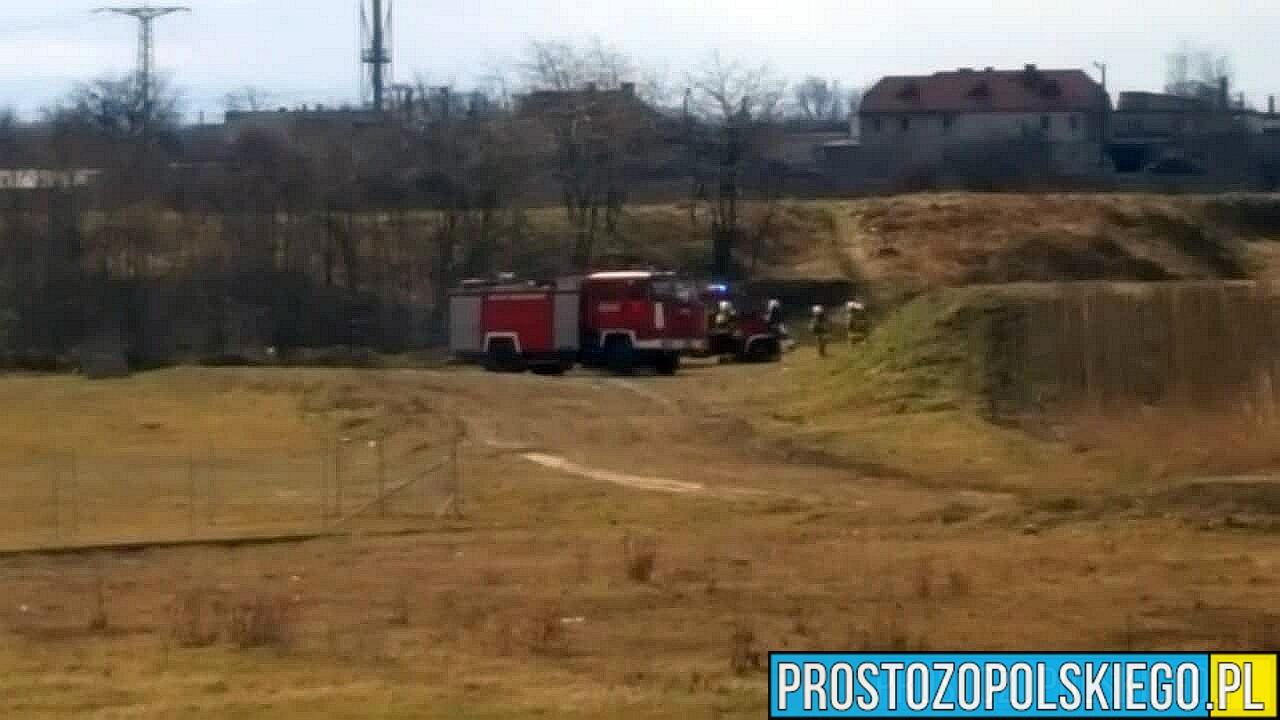 Wypadek na torze motocrossowym w Grodkowie. Poszkodowanego zabrał śmigłowiec LPR Ratownik23.(Zdjęcia)