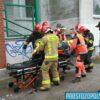 PIP nałożyła karę na winnych wypadku na ul. Hubala w Opolu