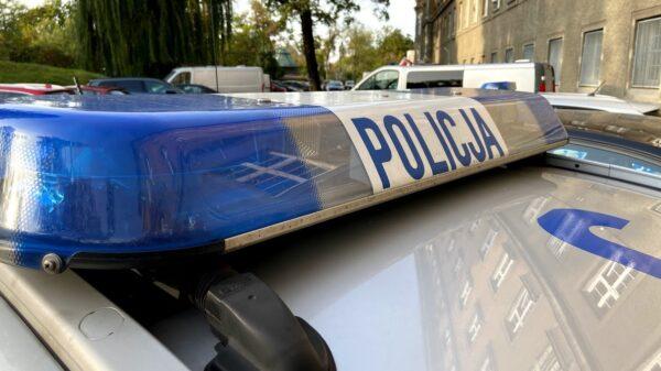29-latek miał próbować ukraść perfumy o wartości 1600zł . Został zatrzymany przez dzielnicowego po służbie.