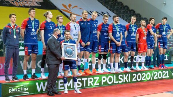 ZAKSA Kędzierzyn-Koźle Kończy sezon PlusLigi ze srebrem.(Zdjęcia)