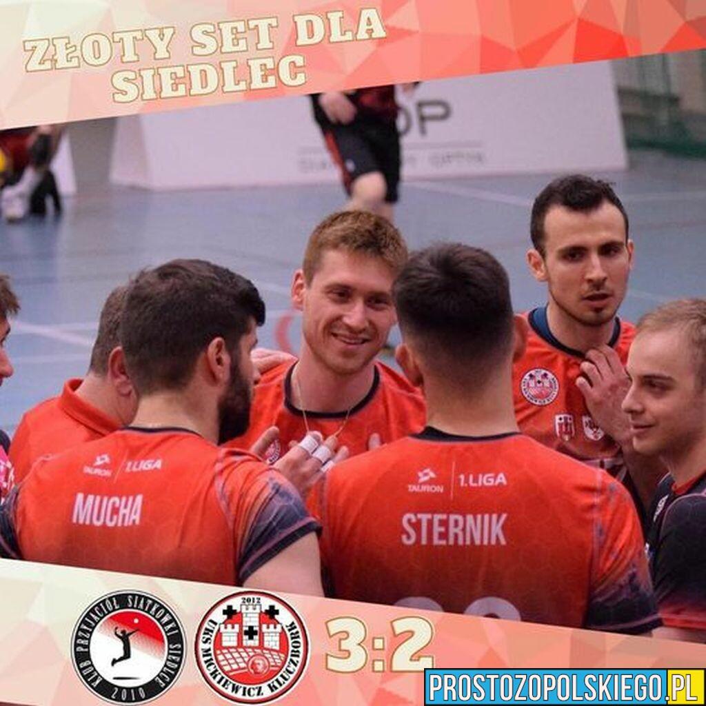 Mickiewicz Kluczbork kończy sezon na 8 miejscu