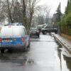 Dwa pociska znalezione w czasie prac budowlanych w Opolu.(Zdjęcia)