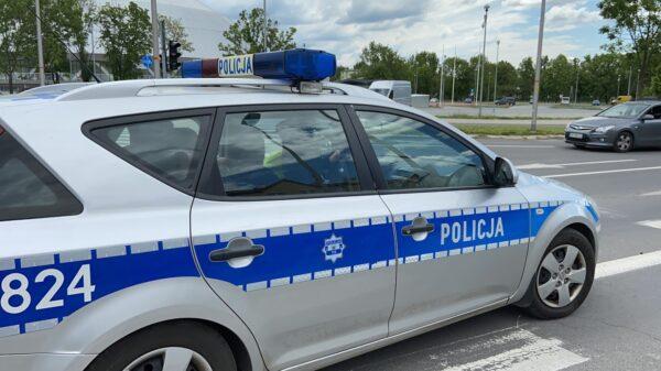 21-latek ukradł samochód w Brzegu. Został zatrzymany grozi mu kara do 10 lat więzienia.