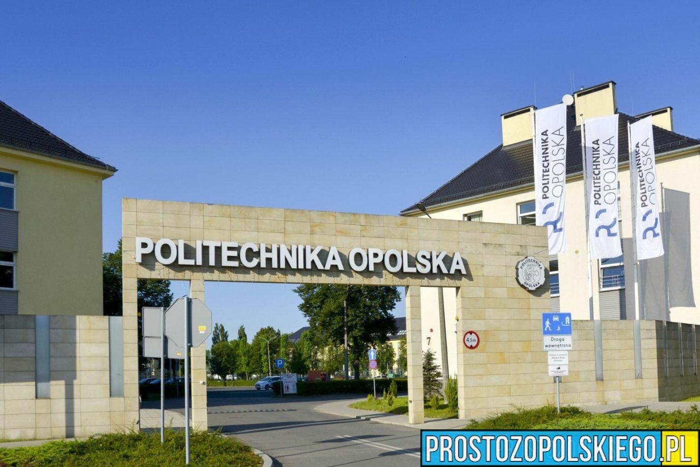 Nowa oferta Politechniki Opolskiej: Obsługa inwestycji w gospodarce