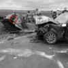 Policjanci wyjaśniają okoliczności wypadku śmiertelnego gdzie zginała druhna z OSP Michałowice.