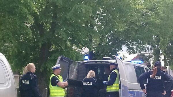 Mężczyzna ścigał swoim bmw przez 30 kilometrów włamywacza, który uciekał autem !