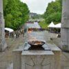 Uroczystości pod Pomnikiem Czynu Powstańczego