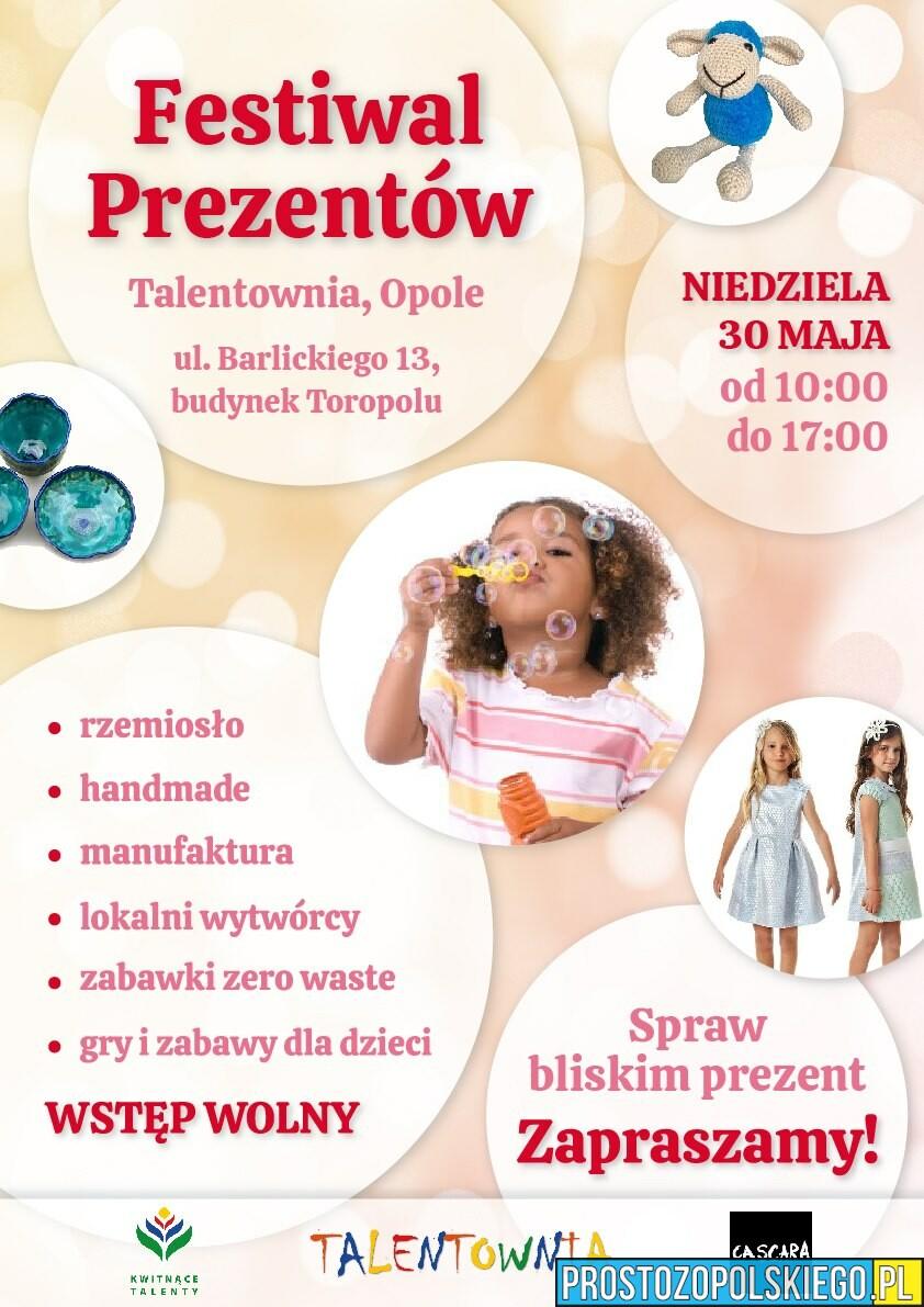 Festiwal Prezentów w Talentowni