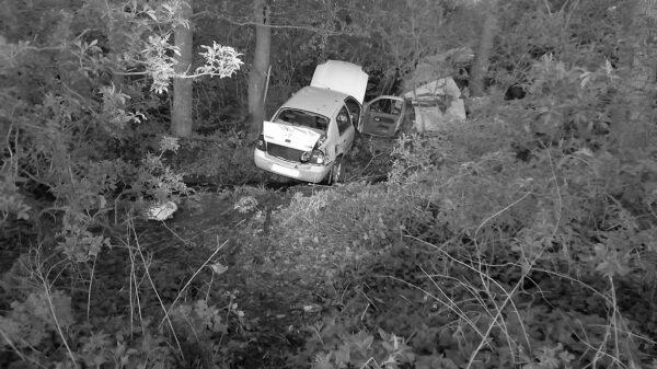 Wypadek samochodowy w Brzegu. Nie żyje 20-letnia kobieta.