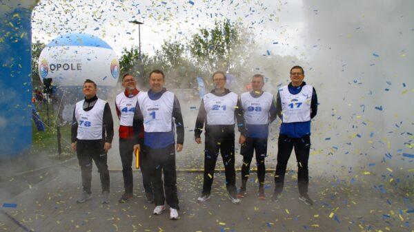 Oficjalne otwarcie Opolskiego Parku Sportu.