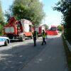 Tragiczna śmierć rowerzystki pod kołami ciężarówki.(Zdjęcia &Wideo)