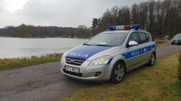 Na Jeziorze Srebrnym w Januszkowicach utonął mężczyzna.