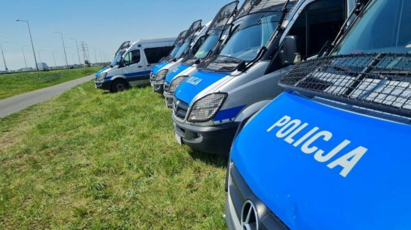 Blisko 50 policjantów poszukiwało trzech nastoletnich chłopców. 12, 13 i 15-latek na noc nie wrócili do domu.