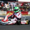Kamil Grabowski z opolskiego HAWI Racing Team zajął drugie miejsce w 2. rundzie kartingowej serii Rok Cup Poland