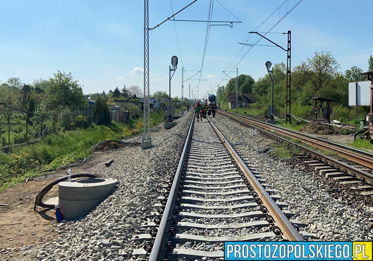Stanowisko PKP Polskich Linii Kolejowych w sprawie pijanego dróżnika!