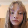 Policjanci poszukują zaginioną 13-latkę Olivię Skowrońską.