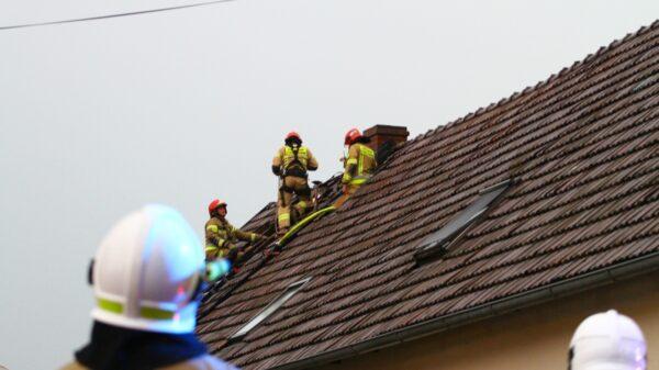 Burza przeszła przez Opolszczyznę. Strażacy mają pełne ręce roboty.(Zdjęcia&Wideo)
