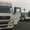WITD w Opolu zatrzymała Rumuńskiego kierowcę ciężarówki, który jechał na karcie kolegi przez trzy dni.