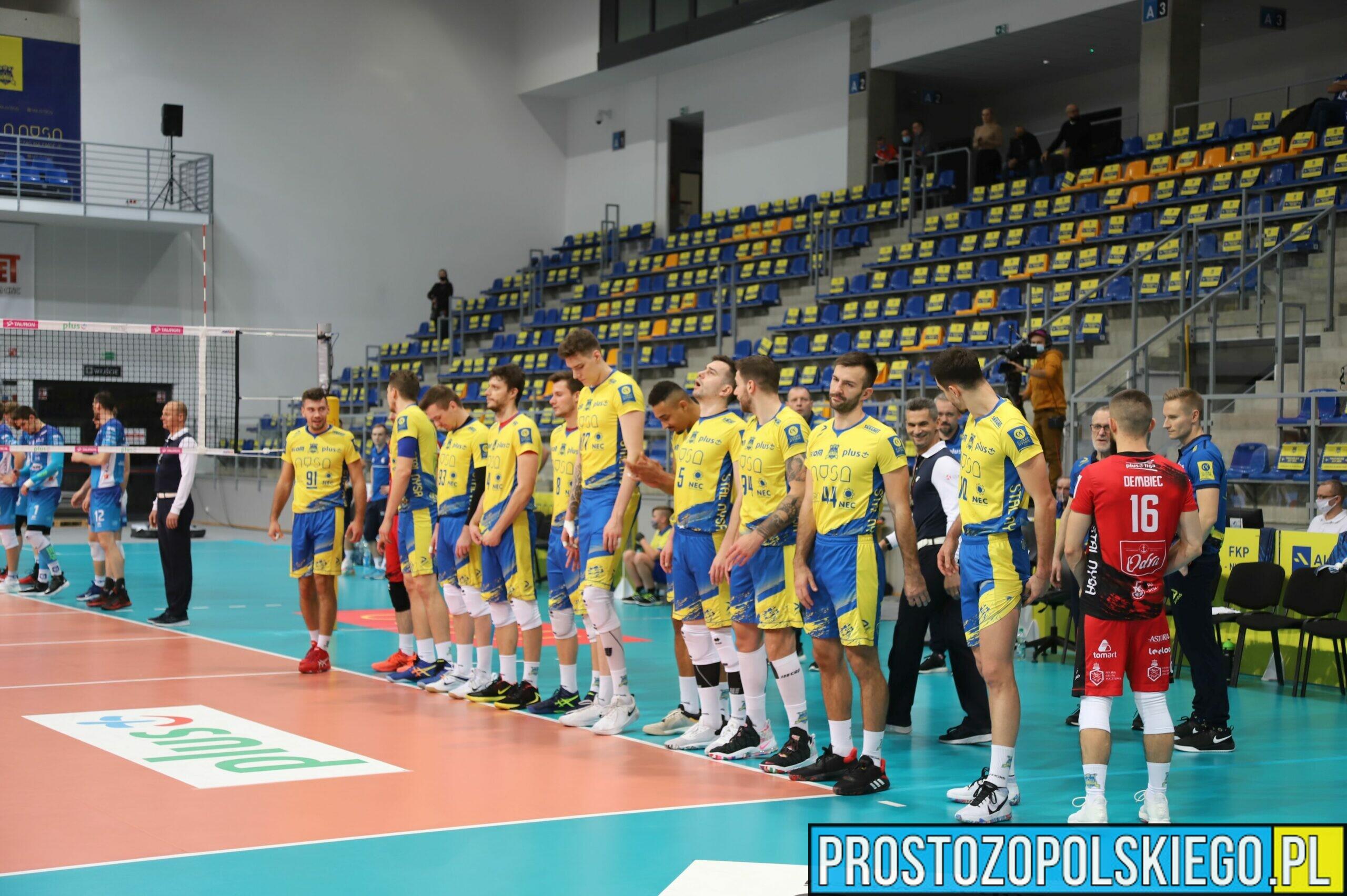 Siatkarze Stali Nysa wybrali numery, z którymi zagrają w nadchodzącym sezonie.