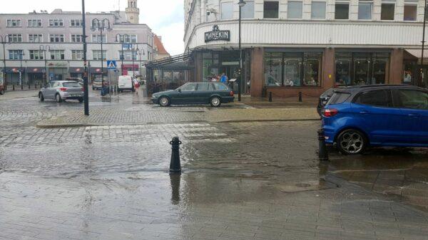 """Nowy """"akwen"""" wodny w centrum Opola ! (Wideo)"""