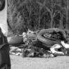 28-letni motocyklista nie przeżył zderzenie z samochodem bmw na DW426 między Sławięcicami a Zalesiem Śląskim.