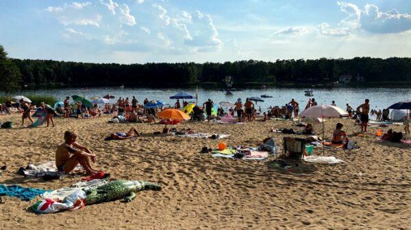 Stan wód przydatnych do kąpieli w województwie opolskim.