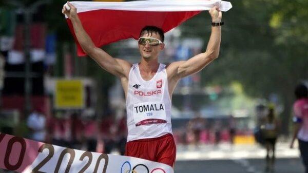 Dawid Tomala zdobył złoto na Olimpiadzie!