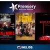 Mocny początek września w kinach Helios!