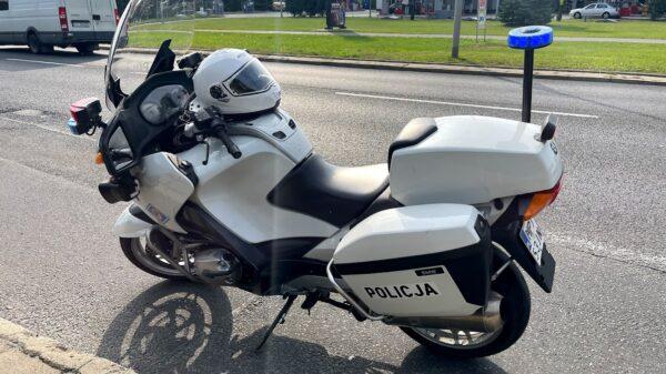 Polka, Czech i Niemiec stracili prawo jazdy na 3 miesiące za zbyt szybka jazdę.