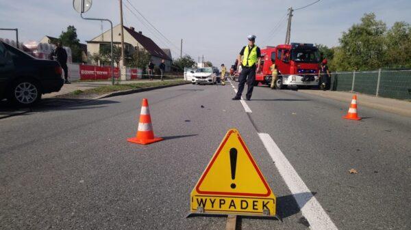 Policjanci wyjaśniają okoliczności śmiertelnego wypadku.