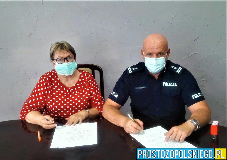 Porozumienie w sprawie dodatkowych służb w Strzelcach Opolskich.