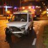 Zderzenie na skrzyżowaniu Ozimska-Horoszkiewicza w Opolu. Sprawca był nietrzeźwy.(Wideo&Zdjęcia)