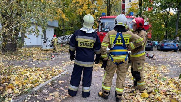 Pracowity dzień mają opolscy strażacy. W naszym rejonie, w związku z silnym wiatrem, można doliczyć się już ponad 200 interwencji.