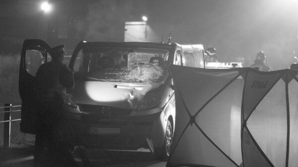 Kierujący busem potrącił śmiertelnie kobietę na ul.Mostowej w Kędzierzynie Koźlu