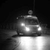 Śmiertelne potrącenie pieszego w gminie Lubsza.