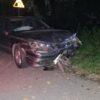Zderzenie 3 samochodów, sprawca bez uprawnień do kierowania.